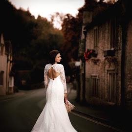 The bride  by Selaru Ovidiu - Wedding Bride ( bride )