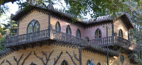 Chalet e Jardim da Condessa d'Edla