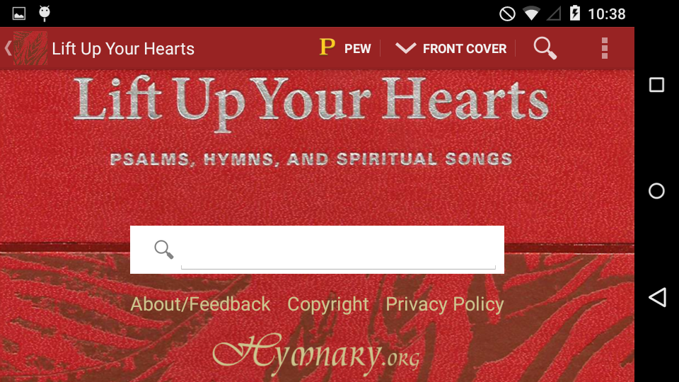 lift up your hearts hymnal pdf