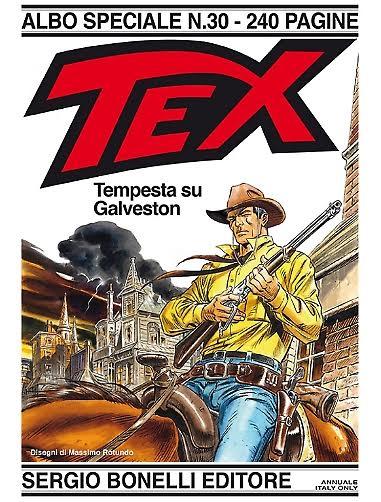 La copertina del Texone