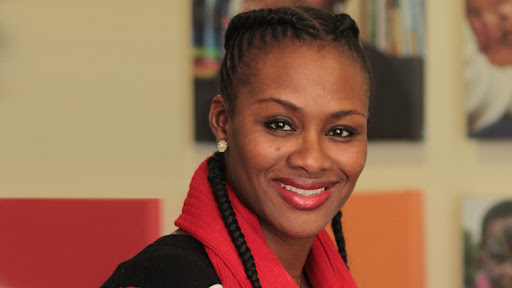 Onyi Nwaneri, CEO of Afrika Tikkun Services.
