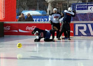 Photo: Polar Soccer WM 2011 - Der Vierbeiner