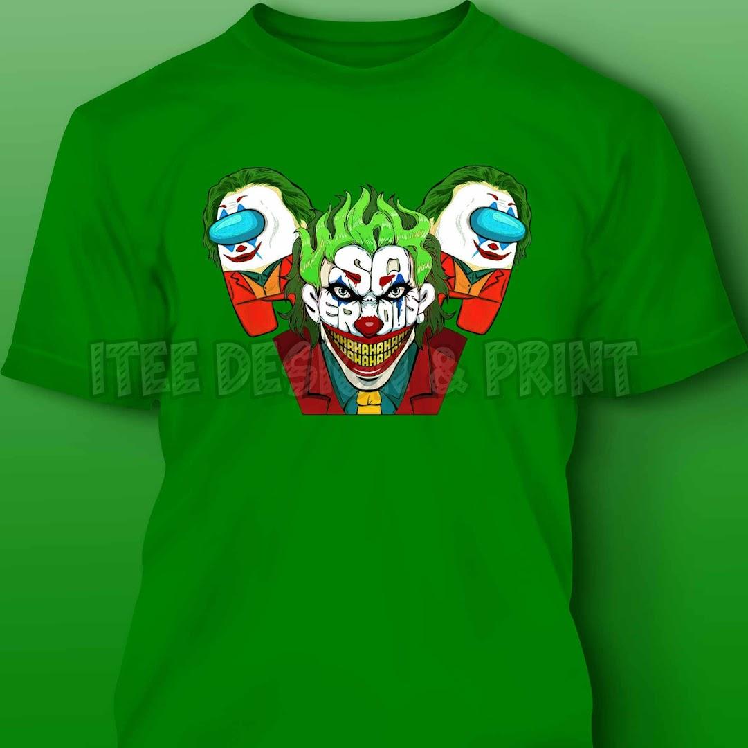 Why So Serious Joker Among Us Impostor 18