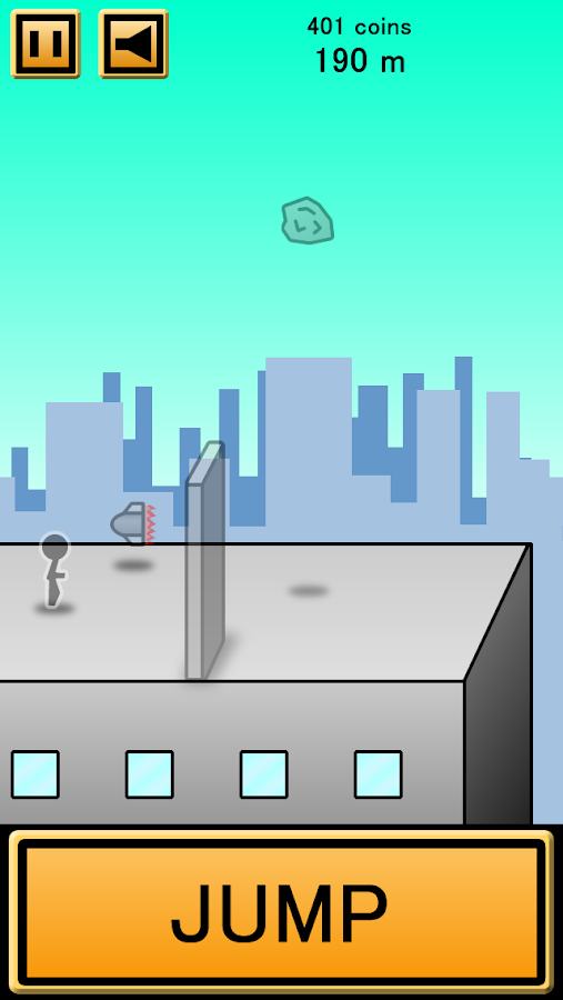 Building Run- screenshot