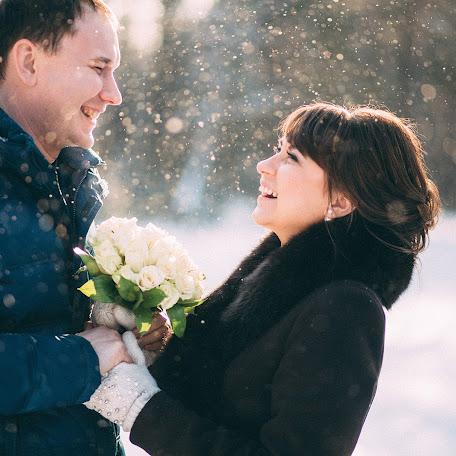 Wedding photographer Darya Selina (selinadariaru). Photo of 16.02.2018