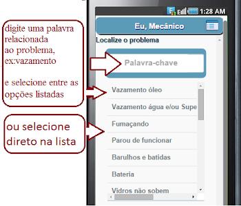 Eu, Mecânico screenshot 0