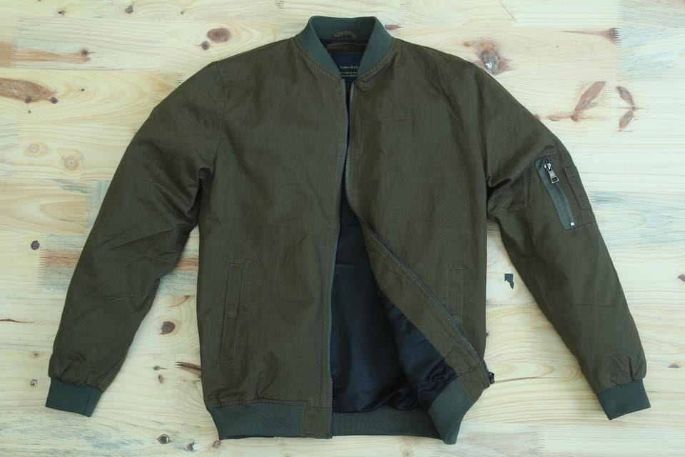 áo khoác bomber nam thời trang, cực chất với giá tốt