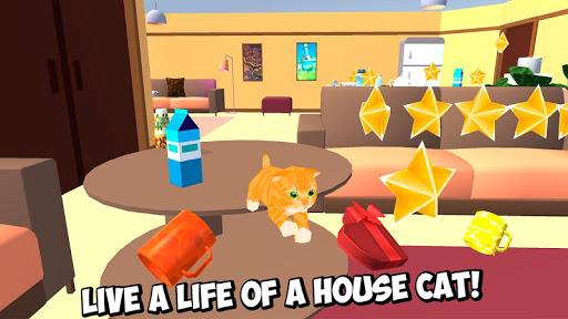 Cute Home Cat Simulator 3D