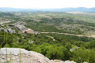 Photo: W drodze do Goraca na szczycie. Krajobraz afgański :D