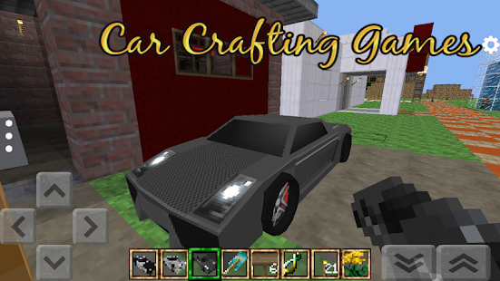 CarCraft PE: Top Car Craft Vehicle Games For Free - náhled