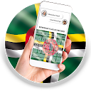 Dominica Flag Keyboard - Elegant Themes APK