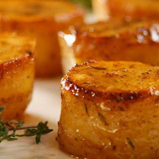 Potato Fondant – Pommes De Terre Fondantes Recipe