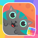 The Big Journey: Cute Cat Adventure. Purrfect! icon