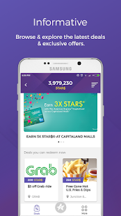 CAPITASTAR App- screenshot thumbnail