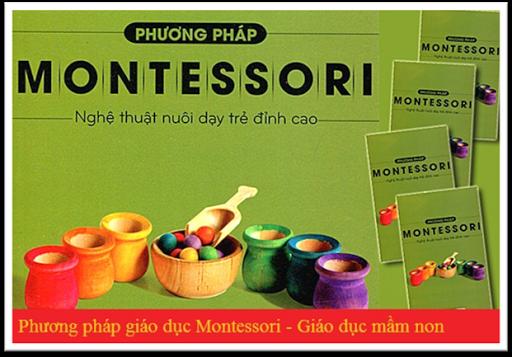 Tải ebook phương pháp Montessori pdf miễn phí