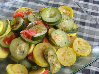 Squash Stir-fry Recipe