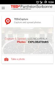 TEDx Pantheon Sorbonne screenshot 1