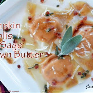 Low Fat Pumpkin Ravioli Recipes