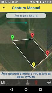 GeoMapa Rural - náhled