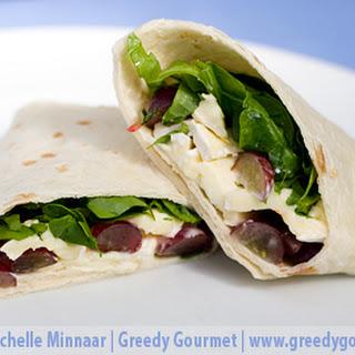 Green Tortilla Wraps Recipes.