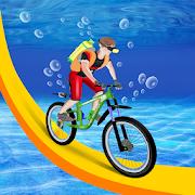 BMX Stunts Water Racer