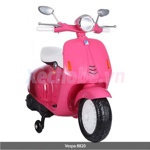 xe máy điện vespa cho bé yh8820