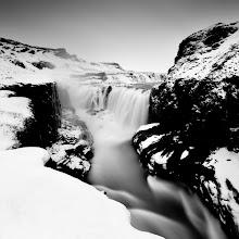 Photo: Gullfoss in winter #1