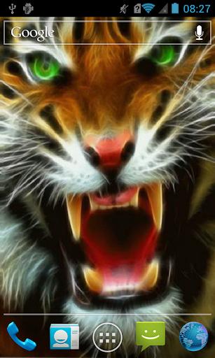 Violent tiger Live WP