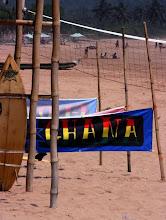 Photo: Surf contest, busua beach, west coast, Ghana compét' de surf sur la plage de Busua