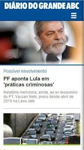 Diário do Grande ABC screenshot 0