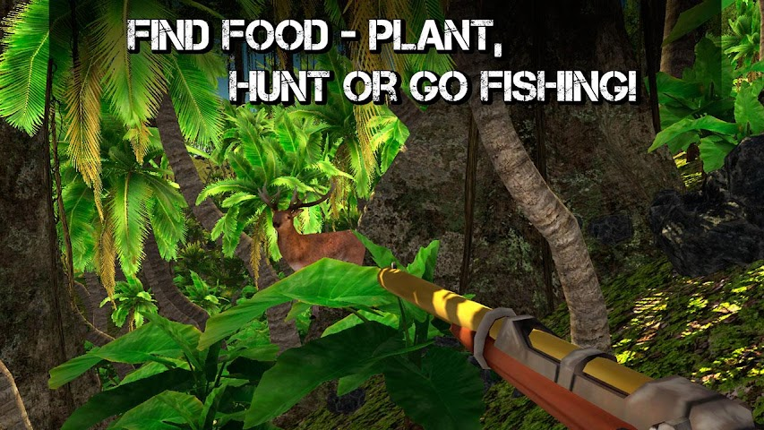 android Tropical Island Survival 3D Screenshot 1