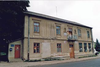 Photo: Dawny dom TSL, w lipcu 2002.