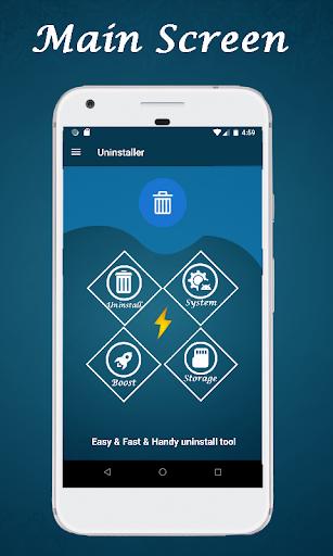Uninstall any Apps ss2