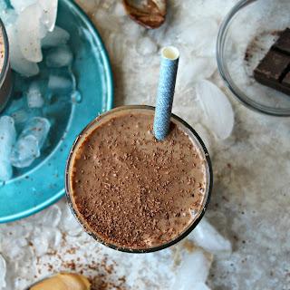 Chocolate Peanut Butter Coffee Shake.