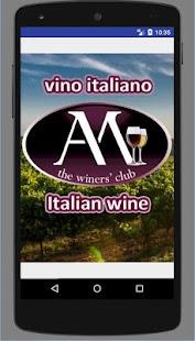 Vino italiano - náhled