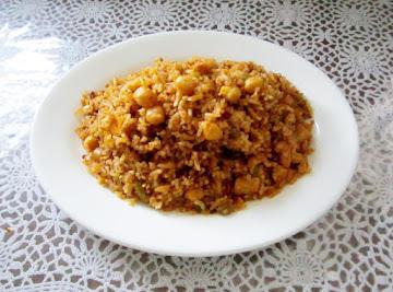 18   Rice With Chorizo And Chickpeas Recipe
