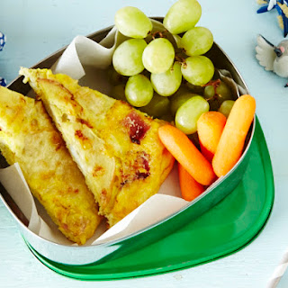 Apple, Cheese & Bacon Frittata Recipe