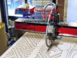 Nhận gia công cắt, khắc CNC gỗ, mica, alu các loại giá siêu rẻ chỉ 150,000/1m2. - 6