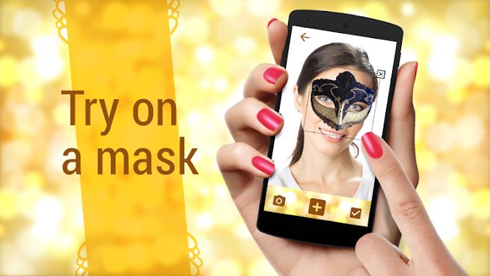 Perfect me: mask carnival - screenshot