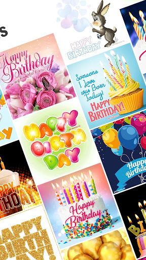 Happy Birthday Cards Free App By Davno Greeting Google Play
