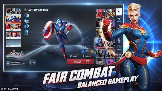 MARVEL Super War Apk Download For Android and Iphone 3