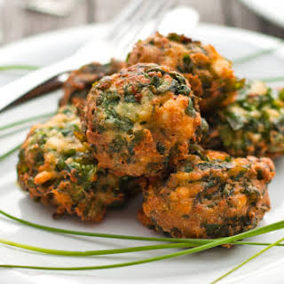Spinach Balls With Fresh Spinach Recipes.