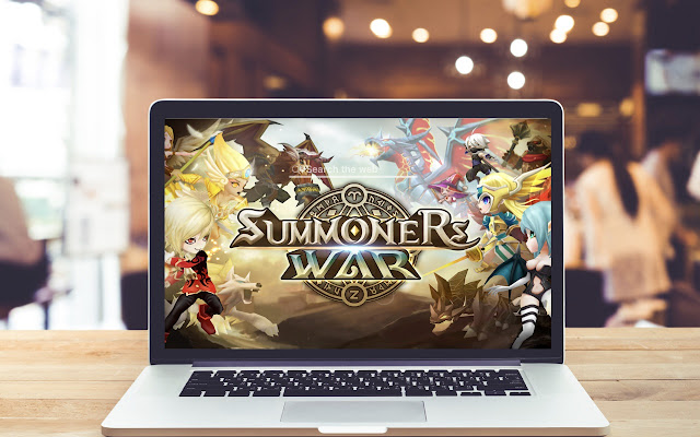 Summoners War HD Wallpapers Game Theme
