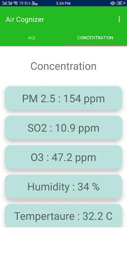 Air Cognizer 7.0 screenshots 5