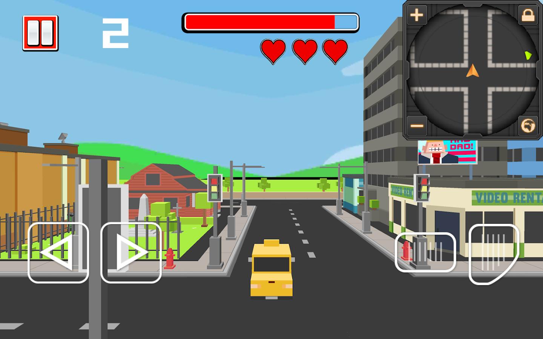 Car Parking Games Shopping City