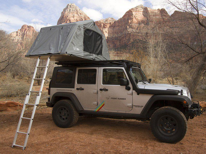 This rooftop tent