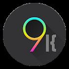 S9 for Kustom - Widget, Lockscreen & Wallpapers icon