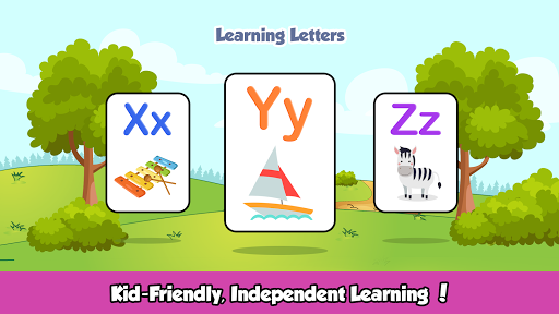 ABC Games - Letter Learning for Preschool Kids screenshots 2