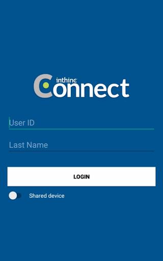 inthinc connect screenshot 1