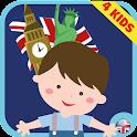 Inglés para niños -PRO(No ads) icon